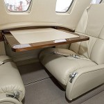 Citation CJ3 interno