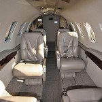 Citation CJ2 plus interno