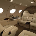Citation Mustang interno