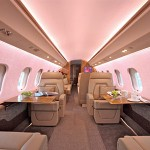 Global express 6000 interno