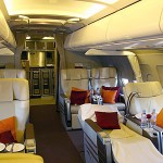 Airbus 319 CJ VIP interno