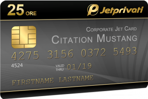Jet Card Privata
